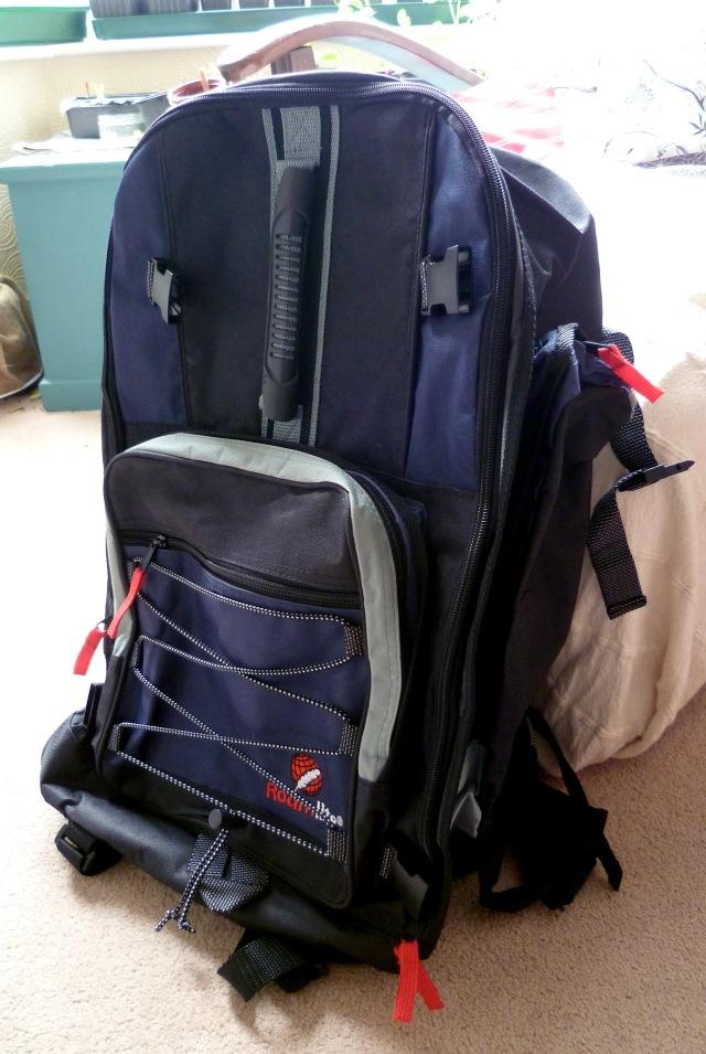 new rucksack