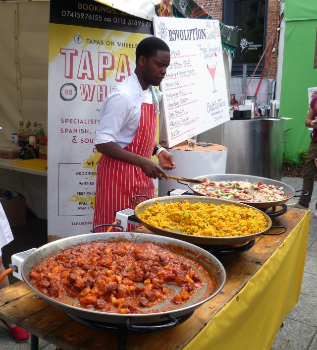 tapas leeds food festival