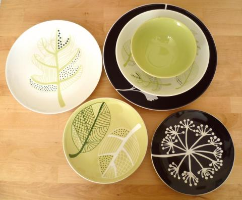 new plates